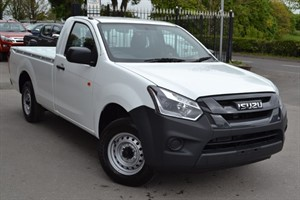 used Isuzu D-Max Single Cab 164 New Generation 4X2 in macclesfield-cheshire