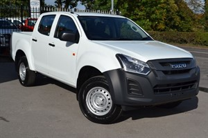 used Isuzu D-Max UTILITY DOUBLE CAB 164 4X4 in macclesfield-cheshire