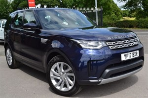 used Land Rover Discovery  5 TD6 HSE 7 SEATS in macclesfield-cheshire