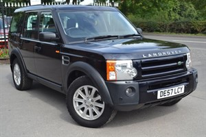 used Land Rover Discovery 3 TDV6 SE 7 SEATER in macclesfield-cheshire