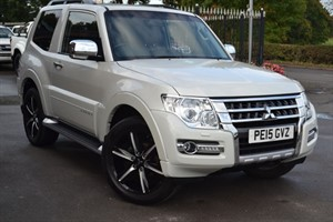 used Mitsubishi Shogun DI-D 4WORK 197 BARBARIAN 4X4 in macclesfield-cheshire