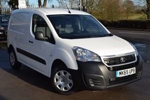 used Peugeot Partner HDI PROFESSIONAL 625 SAT NAV in macclesfield-cheshire