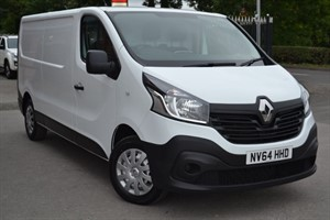 used Renault Trafic LL29 BUSINESS DCI STANDARD ROOF LWB  in macclesfield-cheshire