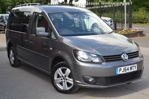 used VW Caddy Maxi C20 LIFE TDI 7 SAETER in macclesfield-cheshire