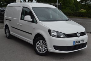used VW Caddy Maxi C20 TDI 102 TRENDLINE BMT in macclesfield-cheshire