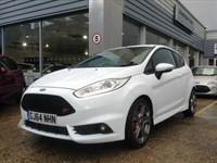 Used Ford Fiesta T EcoBoost ST-3 3dr [182]