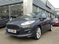 Used Ford Fiesta T EcoBoost Titanium 5dr [125] Dress Up Kit