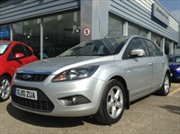 Used Ford Focus TDCi Zetec 5dr [140]