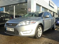 Used Ford Mondeo Zetec 5dr [145]