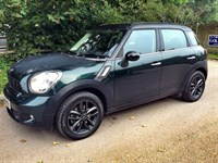 Used MINI Cooper Countryman SD Cooper S - Bluetooth Black Roof and Alloys