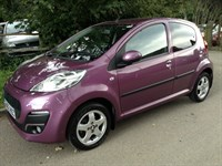 Used Peugeot 107 Allure 5dr - A/C Alloys LED Running Lights