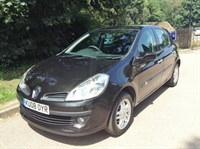 Used Renault Clio 1.2 16V Expression A/C 5dr - Alloys