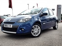 Used Renault Clio Initiale (VVT) Automatic Sat Nav, Leather Trim