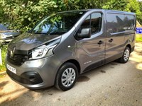 Used Renault Trafic SL27 Business + SWB dCi 120 Energy - A/C Ply Lined Available Decmber