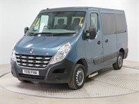 Used Renault Master WHEELCHAIR ACCESSIBLE ADAPTED VEHICLE