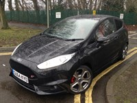 Used Ford Fiesta ST-3