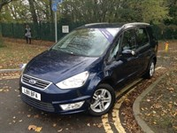 Used Ford Galaxy Zetec 145ps 7 seats