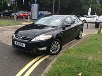 Used Ford Mondeo Zetec Tdci 5 door