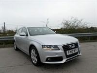 Used Audi A4 SE (TDi Multitronic)