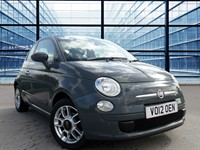 Used Fiat 500 POP Hartwell Supplied Vehicle From New, 1 Owner 15 Inch Alloy Wh