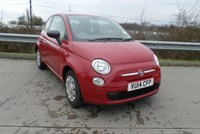 Used Fiat 500 POP 1.2 3Dr - £30 Road Tax – up to 65.7mpg Start and St