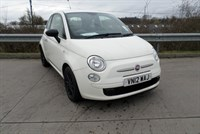 Used Fiat 500 TWINAIR Hartwell Supplied Vehicle From New, 1 Owner Full Hartwel