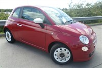 Used Fiat 500 TWINAIR COLOUR THERAPY Air Conditioning, Body Bumpers, Remote Centr