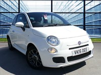 Used Fiat 500 S DUALOGIC  Sports Kit, Blue And Me Bluetooth System, Air Conditioning, Ele