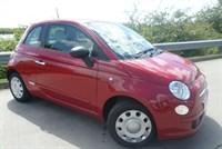 Used Fiat 500 POP £20 RFL, Door Mirrors, Remote Central Locking,