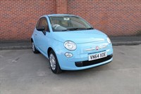 Used Fiat 500 POP  Power Steering, Ideal First Car, Low Insurance Group, 58.9 MPG Combine