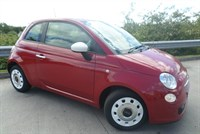Used Fiat 500 TWINAIR COLOUR THERAPY  £FREE RFL, 70.6 MPG Combined, 7 Airbags, Elec