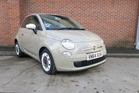 Used Fiat 500 COLOUR THERAPY, CHEAP TAX BAND, IDEAL FIRST CAR, AIR CON.