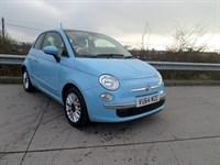 Used Fiat 500 LOUNGE