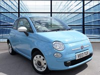 Used Fiat 500 COLOUR THERAPY  Hartwell Supplied Vehicle From New, Air Conditioning, &poun
