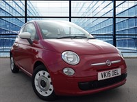 Used Fiat 500 TWINAIR COLOUR THERAPY  £FREE RFL, 70.6 MPG Combined, Air Conditionin