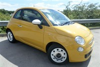 Used Fiat 500 TWINAIR COLOUR THERAPY  £FREE RFL, Air Conditioning, Remote Central L
