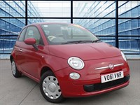 Used Fiat 500 POP Hartwell Supplied Vehicle From New, 1 Owner Chrome