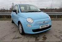 Used Fiat 500 POP Hartwell Supplied Vehicle From New, 1 Owner 55.4 MPG Combine