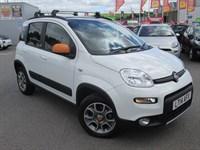 Used Fiat Panda Multijet Antarctica, Great Offroad Vehicle, Radio/CD Player, Auxillary Inpu