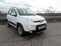 Used Fiat Panda MULTIJET 4x4 Hartwell Demonstrator, Excellent MPG From This Compact Capable