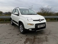 Used Fiat Panda TWINAIR 4x4 Power Steering, Air Conditioning, Delivery Mileage, Excellent 4