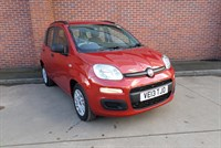 Used Fiat Panda Easy (TwinAir (85)) ??FREE RFL, 67.3 Combined MPG, Low Miles, Air Condition