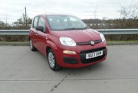 Used Fiat Panda POP Hartwell Supplied Vehicle From New, 1 Owner Full Ser