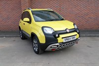Used Fiat Panda TWINAIR CROSS. POWER STEERING. BLUEBOOTH.AIR CONDITIONING. EXCELLENT 4x4 CA