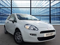 Used Fiat Punto POP+ Air Conditioning, Bluetooth, 15 Inch Alloy Wheels, Front Win