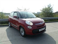 Used Fiat 500L Pop Star Delivery Mileage, Save ??5,000 Against New List Price!!
