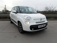 """Used Fiat 500L TWINAIR LOUNGE Sunroof, 17"""" Upgraded Alloy Wheels, Air Condit"""
