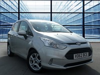 Used Ford B-Max ZETEC Hartwell Supplied Vehicle From New, 1 Owner Rear Parking S