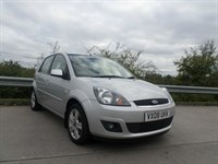 Used Ford Fiesta Zetec Climate (TDCi 68)