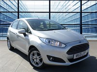 Used Ford Fiesta ZETEC TDCI  76.4 MPG Combined, £FREE RFL, Hartwell Supplied Vehicle F